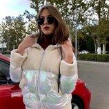 Куртка Модель 7025 Наполнитель холлофайбер Теплая куртка, очень легкая, удобная