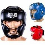 Шлем боксерский Everlast для бокса. Лев спорт.