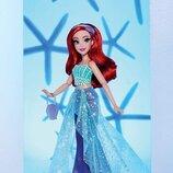 Кукла Ариэль Ариель шарнирная в платье стиль принцессы Disney Princess Style