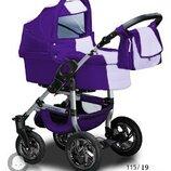 Универсальная коляска 2 в 1 Trans Baby Jumper для малышей от рождения до 3-х лет