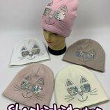 Шапка для девочки Польская шапка Grans