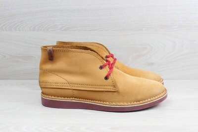 Мужские кожаные ботинки Lyle & Scott, размер 42