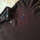 Фирменная футболка поло Superdry на размер 48