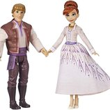 Игровой набор frozen 2 Анна и Кристоф Anna & Kristoff