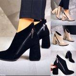 Новинка 2020 года Р.36,37,38,39,40 натуральные женские Ботиночки Rikko ботинки деми демисезонные