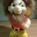 Кукла Игрушка Ссср Бармалей разбойник резина клеймо цена