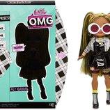 Кукла Лол Сюрприз Альт Герл Омг 2 волна L.O.L. Surprise O.M.G. Alt Grrrl Fashion Doll 20 Surprises