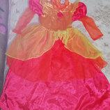 Карнавальное платье Барби на 8-9лет