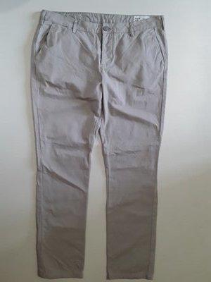 Фирменные легкие хлопковые брюки штаны 34р