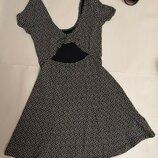 Лёгкое летнее платьеце subdued, размер с/40, eur 36,uk 8,