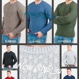 Джемпер чоловічий вязаний. весна, осінь. Светр чоловічий. Мужской свитер, Джемпер мужской.