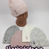 Польская шапка для девочки Agbo