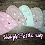Польская шапка для девочки Ambra