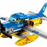 Конструктор Bela 10864 Сити Ограбление у горной речки аналог LEGO 60175