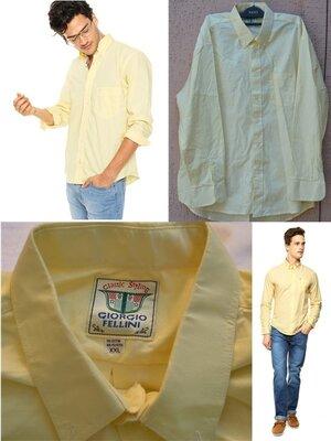 Классическая Коттоновая Рубашка от бренда GIORGIO FELLINI