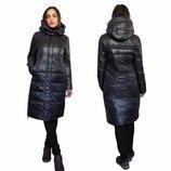 Женские Куртки Пальто Пух Tongcoi Р-Ры 40-56 Фабр.китай Цвета