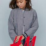 Куртка легка демісезонна для хлопців 11-14 років від H&M Швеція