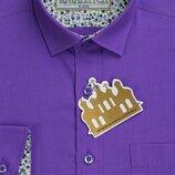 Рубашка KNIAZHYCH Коттон Полномер р.116-158