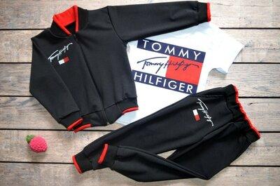 Спортивный костюм тройка TOMMY HILFIGER