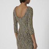 Очень красивое платье по фигуре от TopsHop рр 8 наш 42