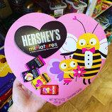 Конфеты Hershey's Hearts, 181g.