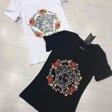Брендовые летние женские футболки, Турция