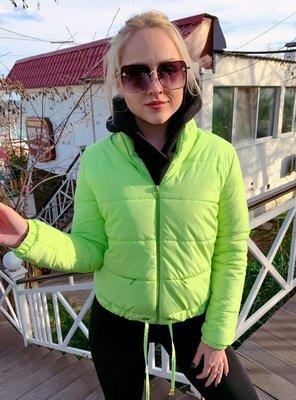 Куртка Весенняя . фото реал .