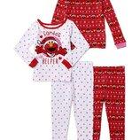 Пижама Sesame street на 1-2-3 года