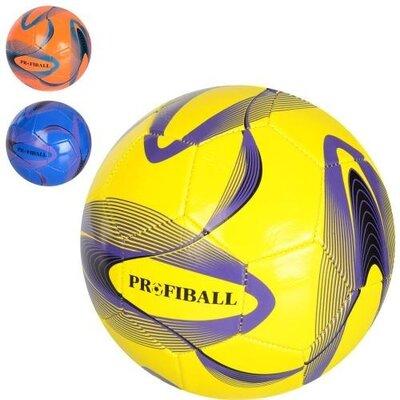Мяч футбольный 5 Profiball 3191 3 цвета, 32 панели