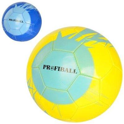 Мяч футбольный 5 Profiball 3189 2 цвета, 32 панели