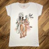 Женская футболка хит