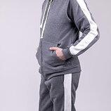 Спортивный костюм мужской, теплый разм 44-54