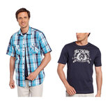 Фирменный набор рубашка и футболка по супер цене
