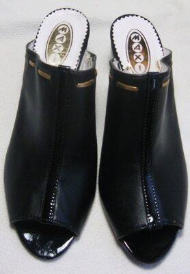 Продано: Туфли женские кожаные р37 из натуральной кожи полномерные