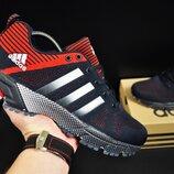 кроссовки Adidas Fast Marathon арт 20714 мужские, синие, адидас
