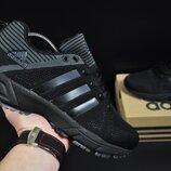 кроссовки Adidas Fast Marathon арт 20715 мужские, черные, адидас