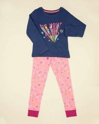 Пижамка на девочку от dunnes stores на 3-4 года