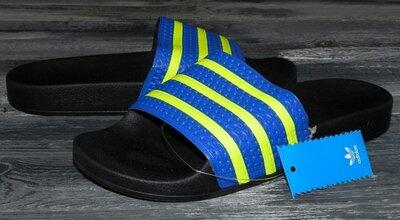 Adidas adilette оригинальные, стильные, невероятно удобные сланцы-шлепки