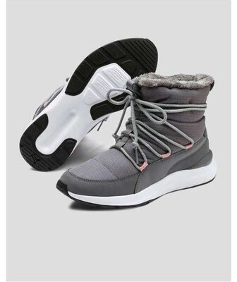 Срочно 1695 грн Оригинал PUMA Зимние женские ботинки р 39 ст.25см