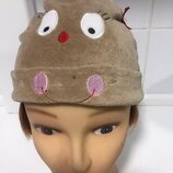 Шапка шапочка пряник кекс рождество 12-18 мес