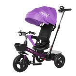 Детский велосипед трёхколёсный TILLY Melody T-385 Фиолетовый