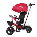 Велосипед трёхколёсный TILLY Melody T-385 детский красный