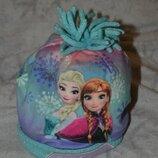 Деми шапка Disney холодное сердце 2-3 года