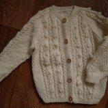 Кофта свитер 3г 98 рост как новая