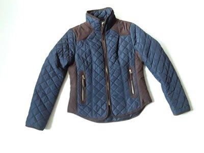 Тренд сезона стеганая куртка