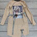 Стильна сукня для дівчат підлітків р.134-158см