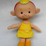 Кукла Желтая Радуга Cloudbabies Yellow Rainbow Hoho Vivid Toy