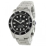 Наручные Часы Rolex Submariner Silver Black