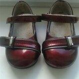 Красивые детские туфельки