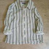 Нарядная сорочка рубашка Mexx 6-9 мес.